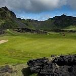 Golfbaan op Vestmannaeyjar