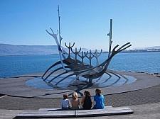 Sólfar in Reykjavík