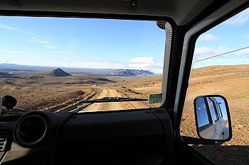 Transport nach und auf Island