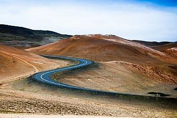 Entfernungen auf Island