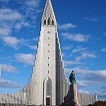 Hallgrimskirkja in Reykjavík