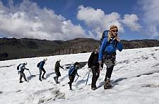 gletsjerwandeling ijsklimmen