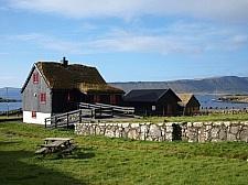 Kirkjubøur, Faeröer