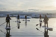 SUP tour Reykjavik