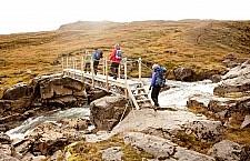 Wandelen IJsland wandern Island