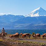 Wanderreise Patagonien Seengebiet Chile