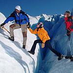Wanderreise Patagonien Perito Moreno Gletscher Minitrekking